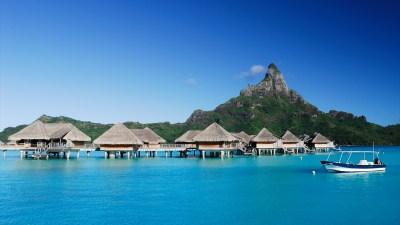 Bora Bora (French Polynesia) Vacations 2017: Package ...