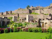 Golconda Fort in Hyderabad, Telangana | Expedia