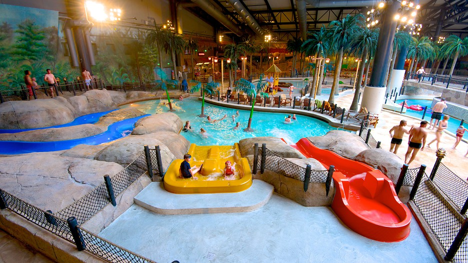 Lalandia Water Park in Billund  Expedia