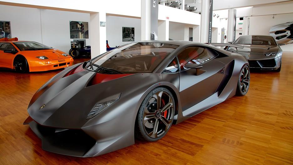 Rick Ross Lamborghini Mercy