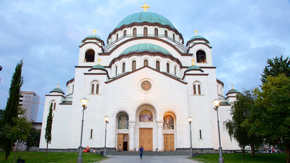 Church of Saint Sava in Belgrade. | Expedia