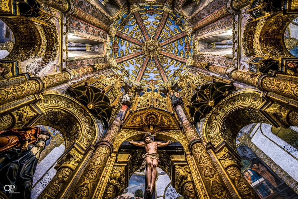 Resultado de imagen de convento de cristo tomar