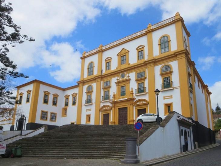 Palacio dos Capitães Generais, Angra do Heroismo