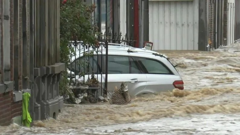 Flood In Germany (1)