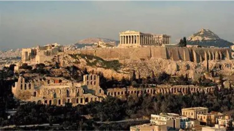 The capital of Greece, Athens is the largest city in the country.  Athens is one of the oldest cities in the world.  Its history is 3400 years old.  Athens is known as one of the iconic cities of Europe.  The city is known as the land of gods with its vibrant culture and narrow streets.  There are many local cuisine and cheap hotel options in Athens.