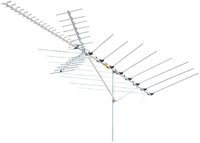 Channel Master CM-3020 Long Range VHF, UHF, FM