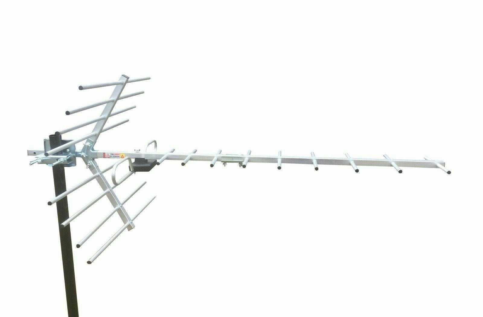 Amplified 250 Mile Vers HD TV Antenna