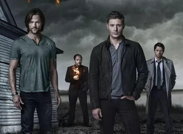 Image result for supernatural cast