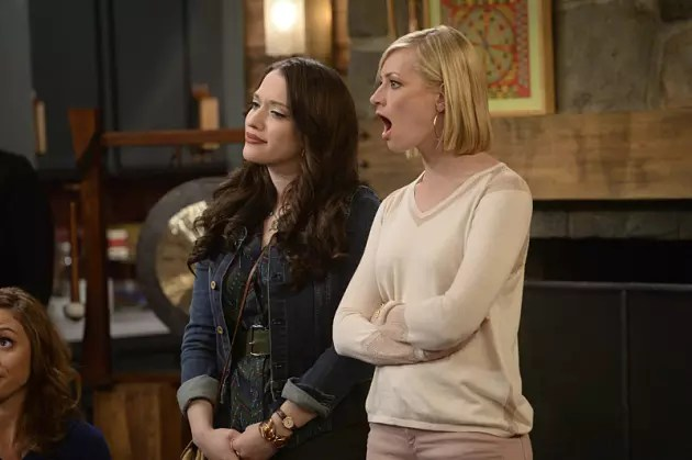 Image result for 2 broke girls and the no new friends
