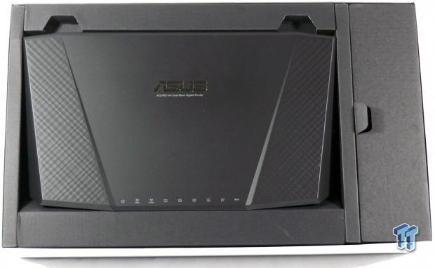 ASUS RT-AC87U AC2400 Dual-Band Wireless Router Review