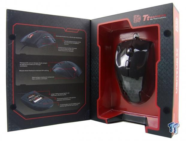 Tt eSPORTS Ventus X Laser Gaming Mouse Review