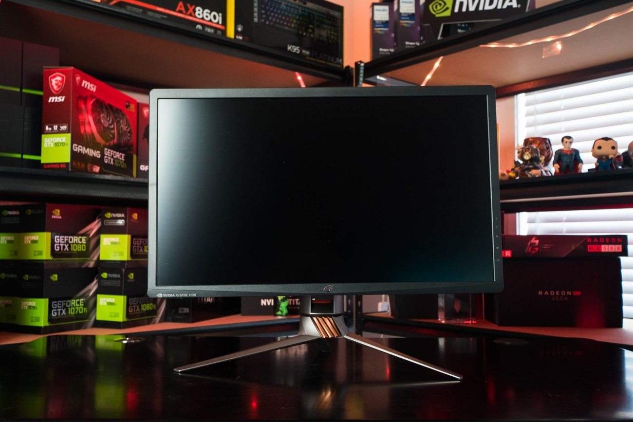 ASUS ROG Swift PG27UQ: The Best Gaming Monitor Ever Made (Page 7 [Workstation + Media Impressions]) | TweakTown