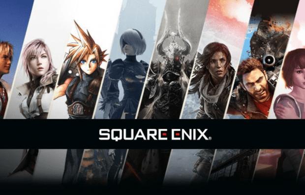 hãng Square Enix