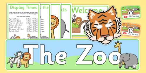 Image result for zoo role play