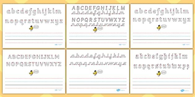 Name Writing Worksheet