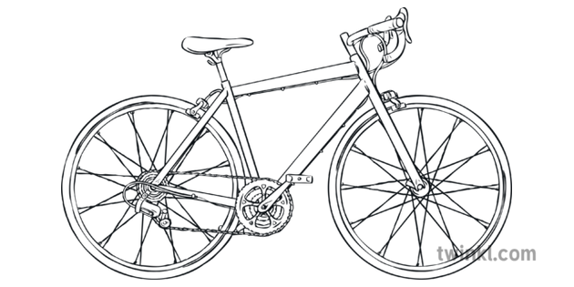 Bicycle Bike Sports Racing Exercise Forces Science