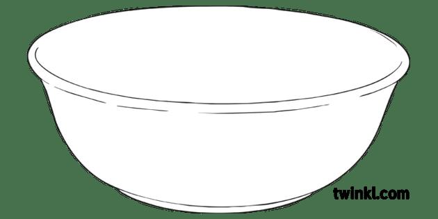 Cereal Bowl Food Eat Soup Crockery Breakfast Kitchen KS2