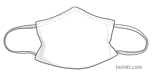 Design Your Own Face Mask Template Inanimate Object ...