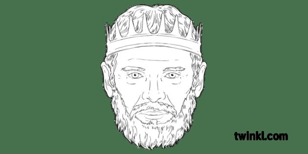 King Minos Role Play Mask Greek Legend Myth History