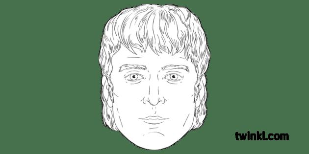 Theseus Role Play Mask Greek Legend Myth History Ancient