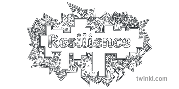 Welsh Resilience Mindfulness Writing Colouring KS2