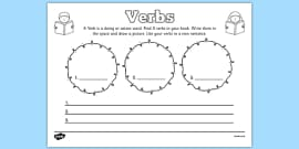 Adjective Adverb And Verb Mat Pack