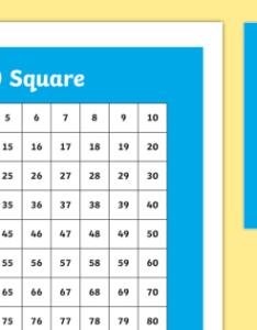 square hundred number counting numbers also rh twinkl