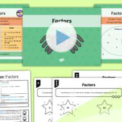 Venn Diagram Math Division Heil Air Handler Wiring Planit Maths Y4 Multiplication And Lesson Pack Factors Save Resource