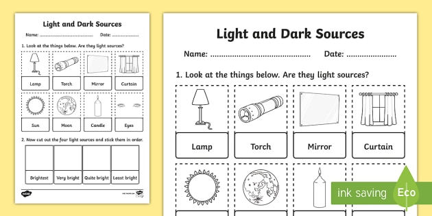 Year 4 Science Sound Worksheets