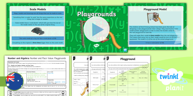* New * Planit Mathematics Year 4 Number And Algebra Number And Place Value