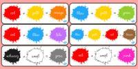 Farben Mischen Pack Deutsch