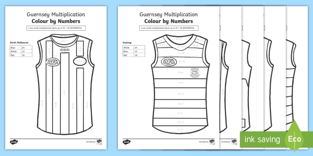 Afl Football Coloring Pages