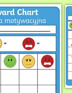 Editable reward chart english polish school also rh twinkl