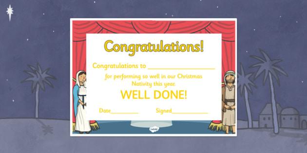 Star Christmas Tree Template
