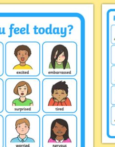 also how do you feel today emotions chart rh twinkl