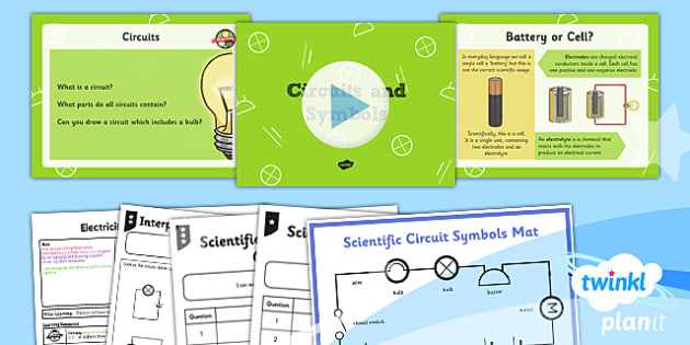 science electricity circuits and