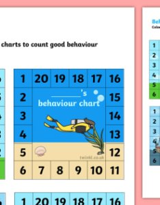 Behaviour charts chart good small also rh twinkl