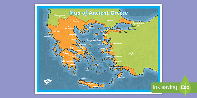 Ancient Greece Explained Fun Facts For Children Twinkl