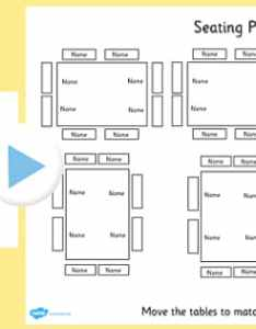 also editable table seating plan powerpoint rh twinkl