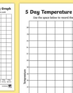 Five day temperature recording celsius worksheet weather days also rh twinkl