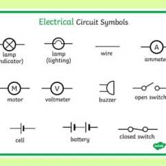 Australian Wiring Diagram Power Circuit How To Wire Lights In Parallel With Switch Electricity Symbols Word Mat -
