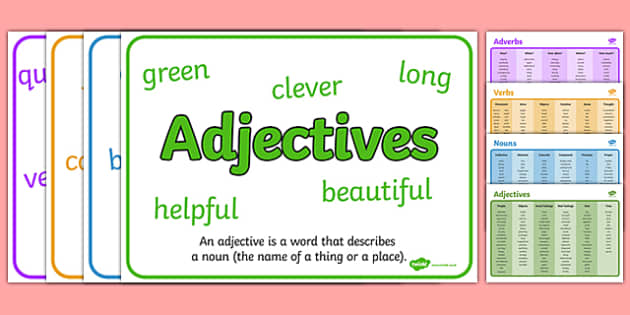 Adverb English Flashcards