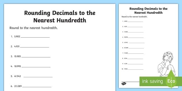 6 Top Rounding Decimals Teaching Resources