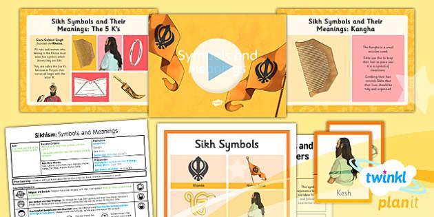 re sikhism symbols and