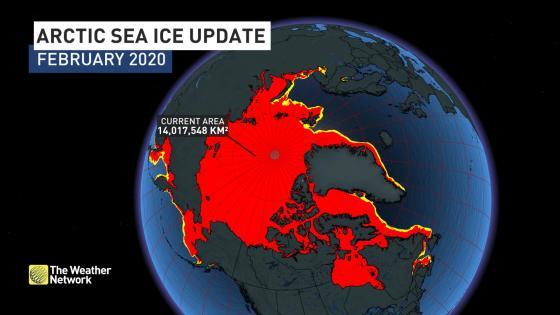 ICE EXTENT Feb