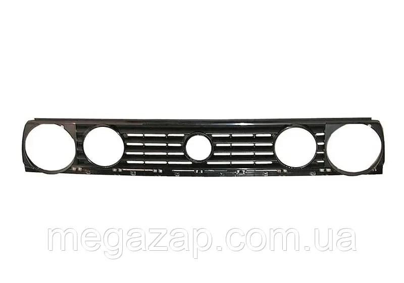 Решетка радиатора под 4 фары VW Golf 2 (83-91): продажа