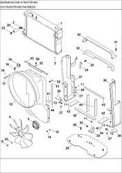 Електронний каталог запчастин до тракторів, комбайнів Case