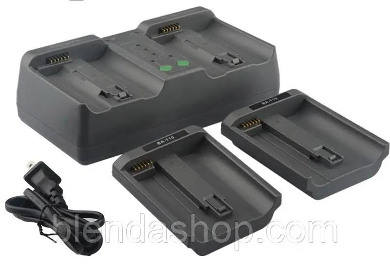 Профессиональное зарядное устройство FB-DU-EL18 (аналог - MH-26) для NIKON D4. D4s (акб EN-EL18. EN ...