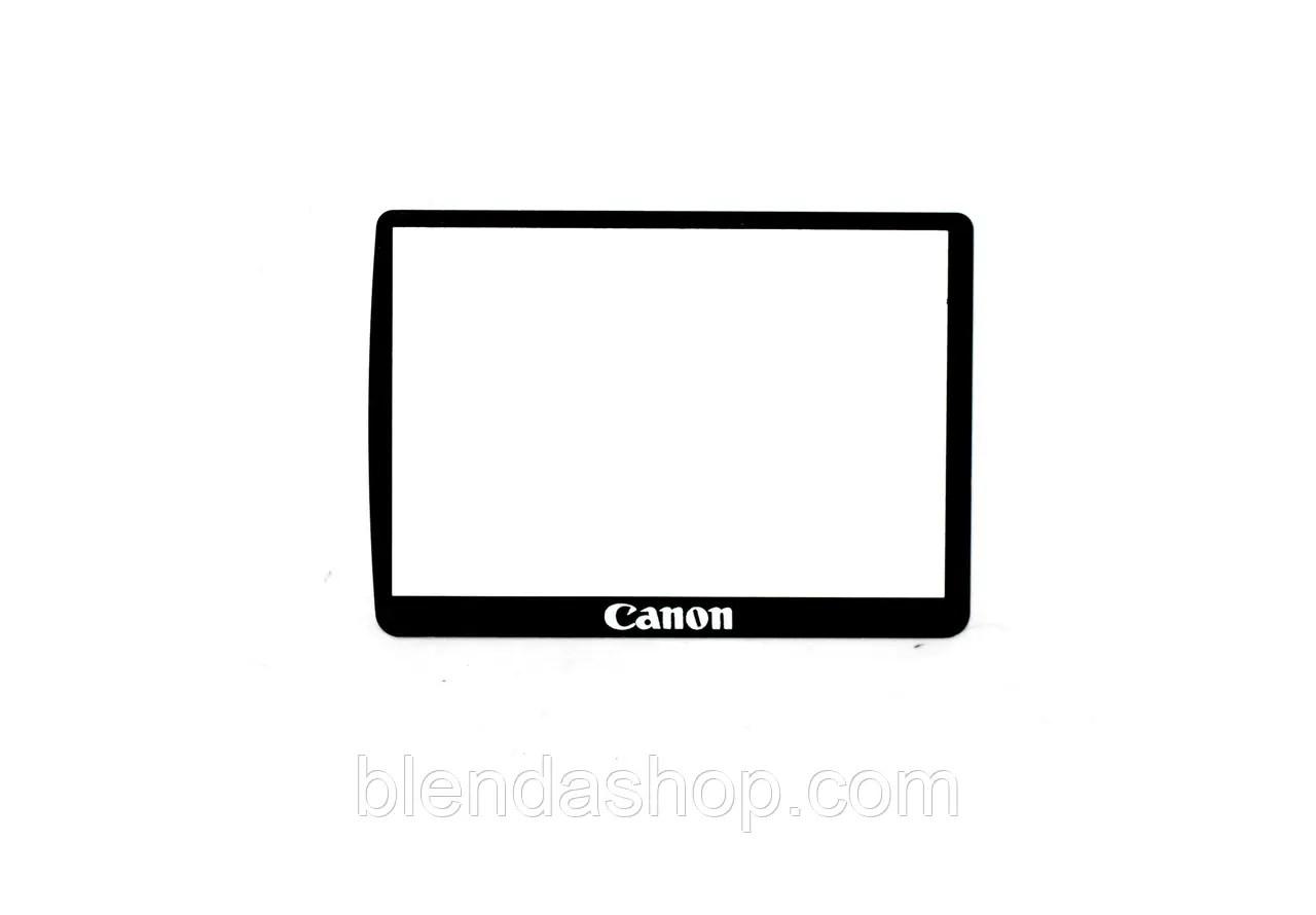 Стекло основного экрана (дисплея) для Canon 550D оптом и в