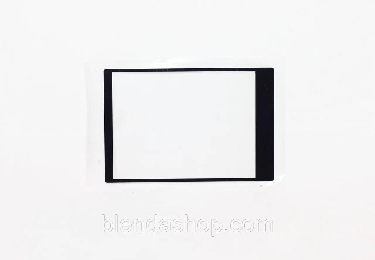 Стекло основного экрана (дисплея) для Sony Cyber-Shot DSC
